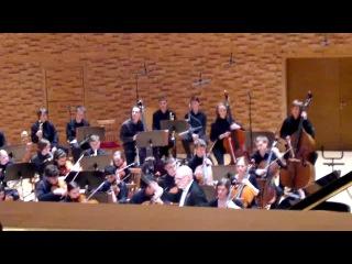 ССМШ - Григ Концерт для ф-но с орк. (15.04.2011) 1ч.
