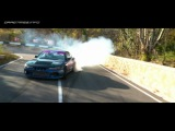 Супер Дрифт на горном серпантине в Крыму. Георгий Степанян. Nissan Silvia S15.