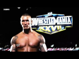 WWE WrestleMania 27 Randy Orton vs CM Punk Official Promo