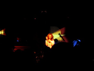 Kooqla - My blue tale, Mute - LIVE (16 tons, Moscow, Russia, 14 Feb 2011)