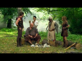 Крод Мандун и Огненный Меч (Krod Mandoon and the Flaming Sword of Fire) 03 эпизод - Our Bounties Ourselves