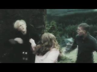 [Фан - видео][Malfoy Manor][Draco and Hermione]