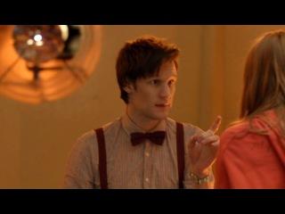 Доктор Кто /Doctor Who /s05e05++ /DVDRip /Тем временем в ТАРДИС
