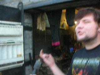 Интервью с Мясом)лето 2010