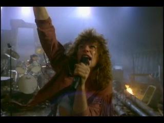 Bon Jovi -She's A Little Runaway-это - рок, бэйба)))