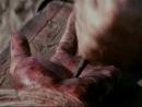 Он принял наши муки за нас,отдал свою душу ради нас...