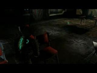 Dead Space 2 5 способов умереть я нашел всего 3 ужасная отмосфера когда свет выклч ))
