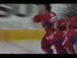 Чемпионат мира 2008 финал Россия - Канада (решающий гол Ильи Ковальчука)