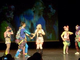Topix 2011 Ai-chan, DikobRaZo, Fumiko, Haruhi, Telma & Chibi Kotoko (Санкт-Петербург);