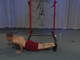 Стив Максвелл - Тренировка 300 Спартанцев