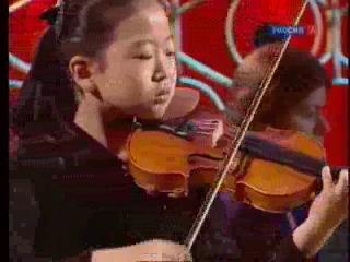 Конкурс Щелкунчик 2010. II тур струнные инструменты