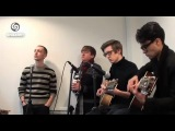 Chapel Club - Surfacing (Live Acoustic Shazam Session)