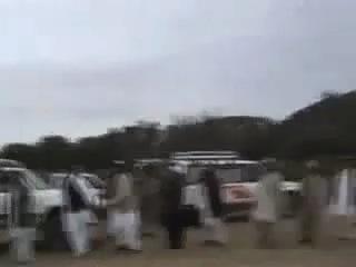 Attan National Afghan Dance