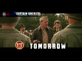 Первый мститель\ Captain America: The First Avenger. Превью трейлера