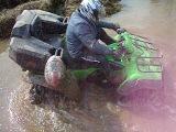 Crazy ducks Kawasaki 650