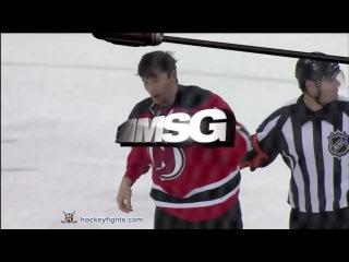 Драки в НХЛ. Илья Ковальчук - Дион Фанеф