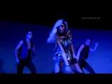 Вера Брежнева танцует под брейкбит D
