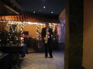 лучший саксофонист в мире