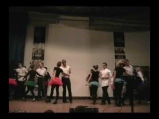 ВНП 2010 Танец-Клип на песню Ирины Муравьевой - Позвони мне позвони (к/ф Каранавал)