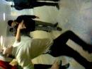 Мы танцуем лезгинку в переходе
