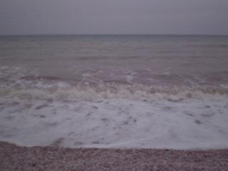 Личное. Коктебель. Море.