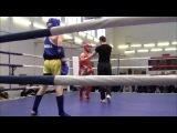 11 Международный турнир по тайскому боксу памяти бойцов ОСН(б) Тайфун 20.02.201. 61 кг.