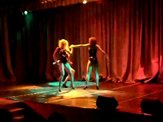 Отчетный концерт Alex Project 29.01.2011. Коллектив 3XS!