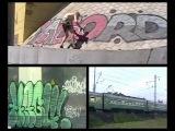 SAR BOYS 2010 (Moscow graffity crew) Альянс GO VEGAS