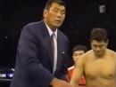 Nobuhiko Takada - Shinya Hashimoto (ч.1)
