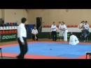 Киокушинкай: Чемпионат и Первенство по киокушинкай ПФО г.Йошкар-Ола 15.05.2010г.