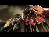 Fort Knox Five - SHIFT featuring Afrika Bambaataa &amp Mustafa Akbar