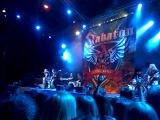Концерт Scorpions - группа Sabaton