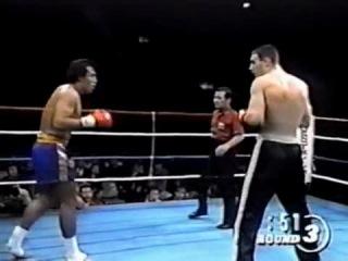 Виталий Кличко кик боксёр