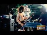 Сергей Шнуров и группа Рубль — Я хуярю на гитаре!!! фестиваль КУБАНА