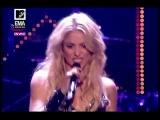 Shakira - Loca & Waka Waka (Live @ MTV EMA 2010)