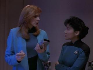 Звёздный путь: Следующее поколение/Star Trek: The Next Generation (s06e22)