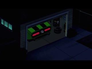 Бен 10 Инопланетная Сверхсила 1 сезон 9 серия