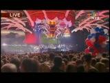 Noize MC   Нойз МС  Из окна ,  Премия Муз-ТВ 2010