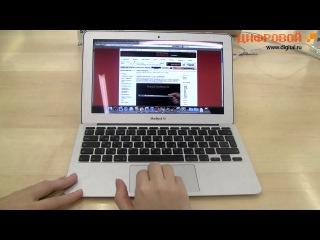 Видеообзор Apple MacBook Air 2010