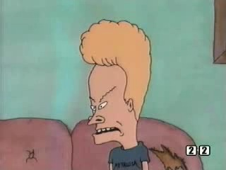 Beavis Butthead Crowbar Existence Is Punishment