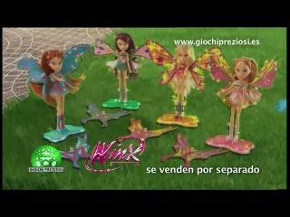 Тизер кукол Winx Club. Мини Беливикс и Pets&Bag