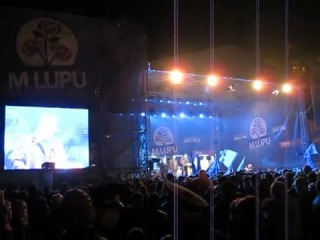 Discursul lui Marian Lupu la Balti