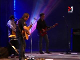 Фрагмент концерта Брюно Пельтье в Киеве 20 мая 2011 - канал M1