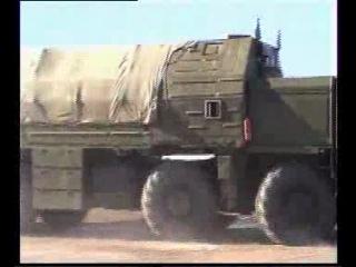 Ракетный комплекс сухопутных войск