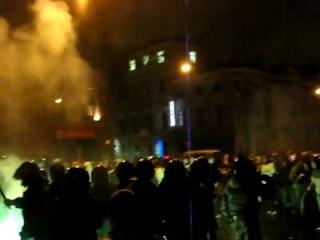 Массовые беспорядки в Невограде