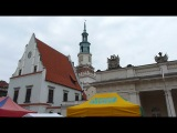 Рыночная площадь в г.Познань Польша