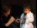 девочка больная раком поет с Дианой Арбениной ДЕВОЧКИ 3 ГОДА И ТАК Поет на последних силах,ей не хватает дыхания,она борец 33