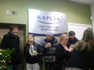 In Kaplan...1.12.2010