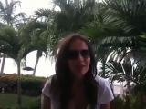 Videos Posted by Camilla Belle Feliz Ano Nuevo!