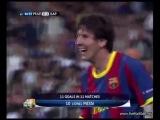 Супер гол Лионеля Месси в ворота мадридского Реала